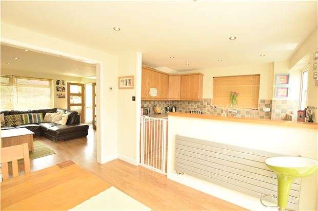 3 Bedrooms Semi Detached House for sale in Capel Close, Warmley, BRISTOL, BS15 4LS