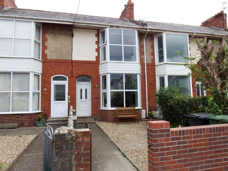 3 Bedrooms Town House for sale in Granville Avenue, Barnstaple