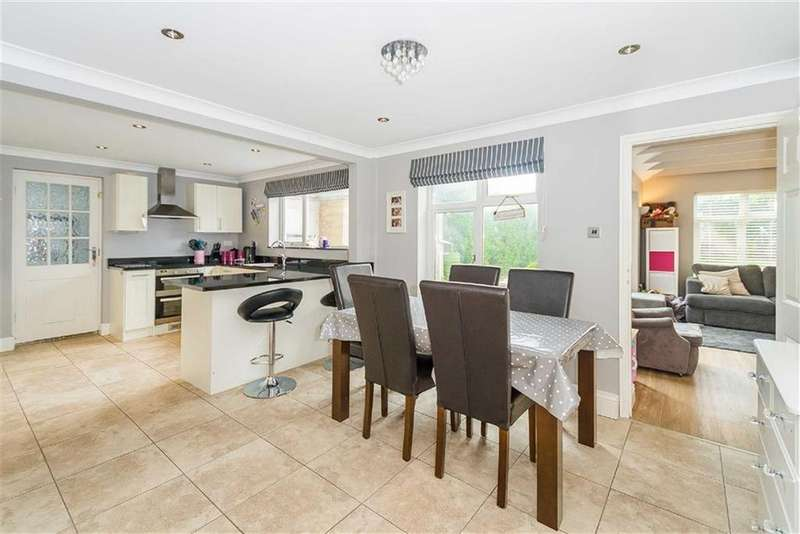 4 Bedrooms Link Detached House for sale in Alexandra Road, Sarratt, Hertfordshire