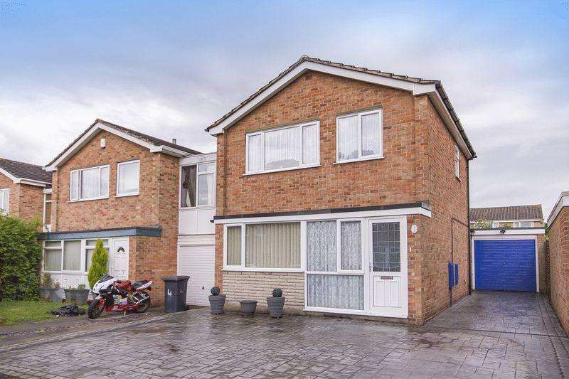 3 Bedrooms Detached House for sale in MAYPOLE LANE, LITTLEOVER