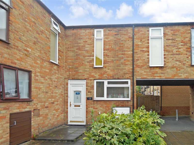 3 Bedrooms Terraced House for sale in Beeston Courts, Basildon, Essex