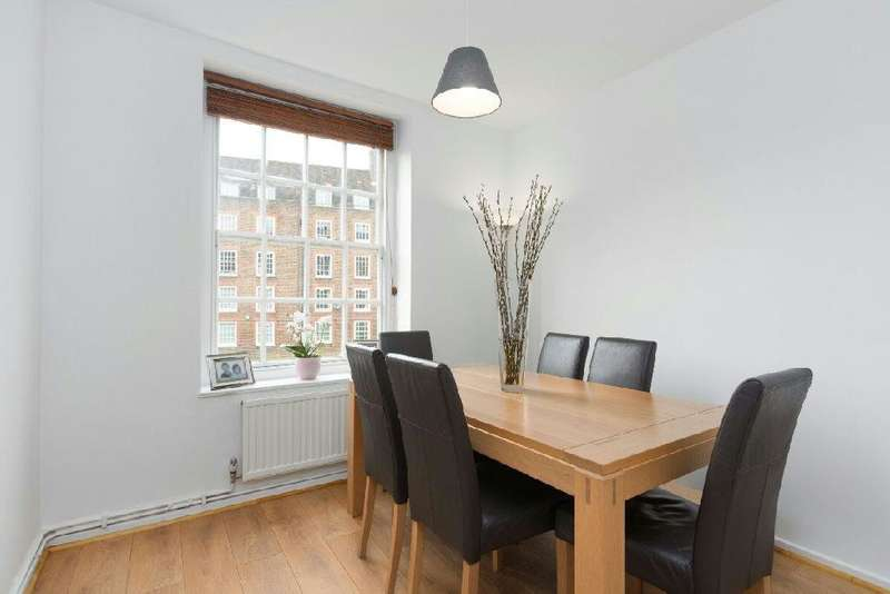 2 Bedrooms Flat for sale in Orchardson Street