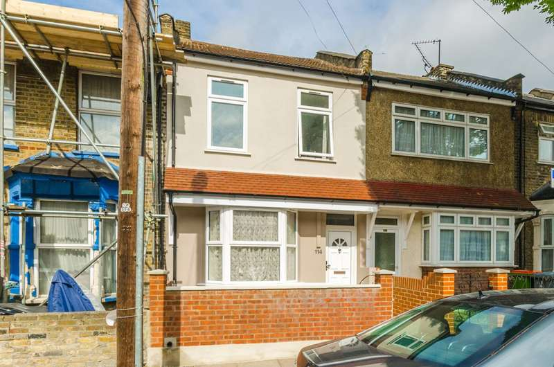 3 Bedrooms Terraced House for sale in Geere Road, Stratford, E15