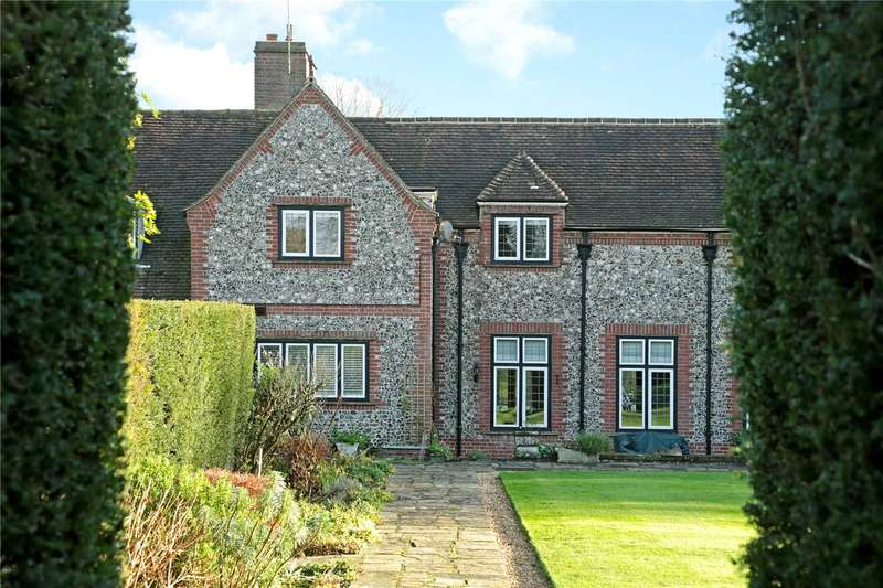 4 Bedrooms House for sale in Goodings Lane, Woodlands St. Mary, Hungerford, Berkshire, RG17