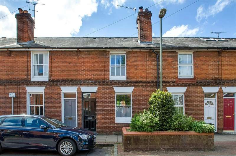 3 Bedrooms Terraced House for sale in Upper Brook Street, Winchester, Hampshire, SO23