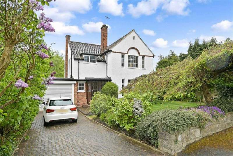 4 Bedrooms Detached House for sale in Leadhall View, Harrogate, North Yorkshire
