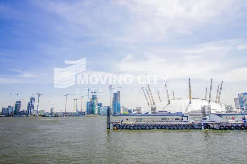 2 Bedrooms Apartment Flat for sale in Precision, Henley Block, Greenwich, SE10