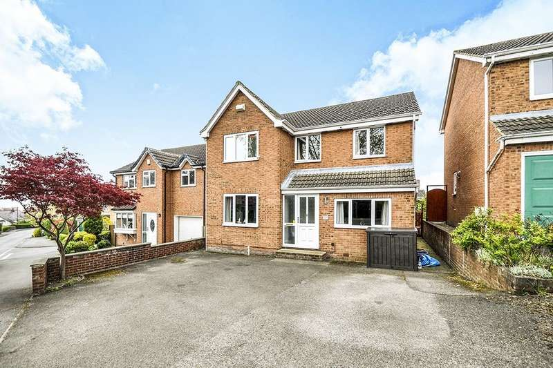 4 Bedrooms Detached House for sale in Wood Lane, Sheffield, S6