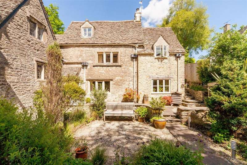 4 Bedrooms Semi Detached House for sale in Box, Stroud