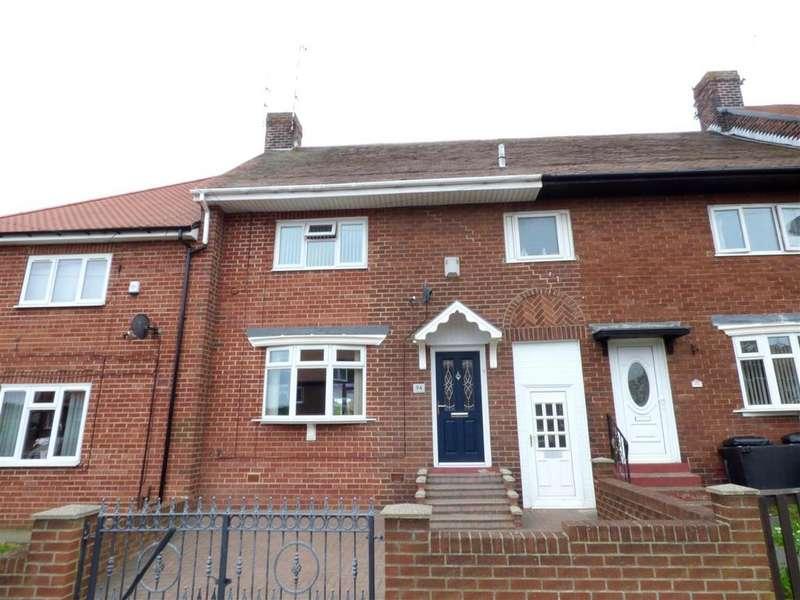 3 Bedrooms Terraced House for sale in Tudor Grove, Sunderland