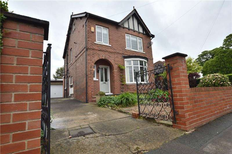 4 Bedrooms Detached House for sale in Woodland Road, Wakefield, West Yorkshire