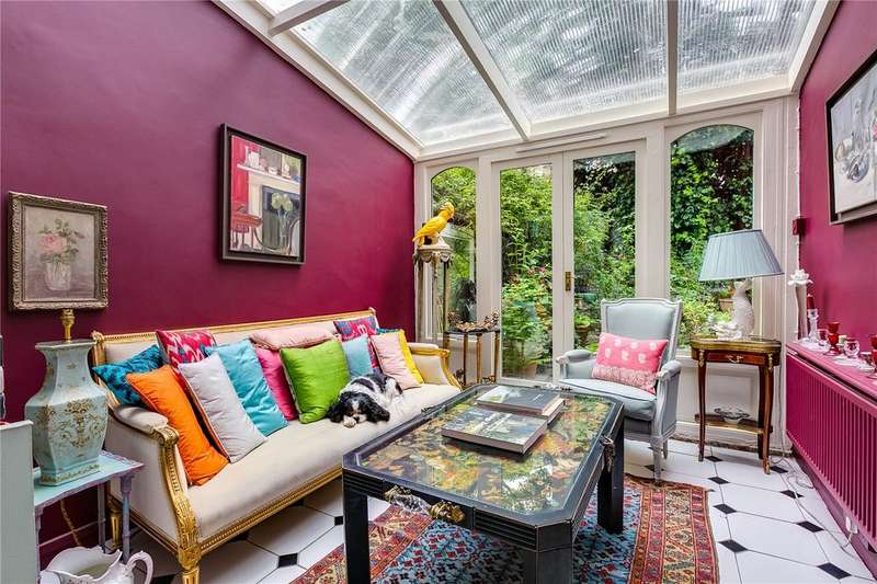1 Bedroom Flat for sale in Edith Road, West Kensington
