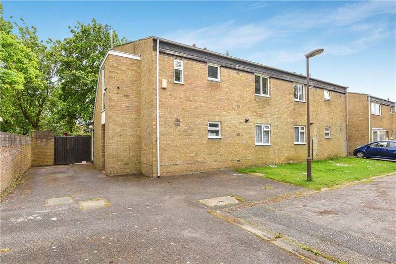 1 Bedroom Apartment Flat for sale in Redbourne Court, Galley Hill, Stony Stratford, Milton Keynes