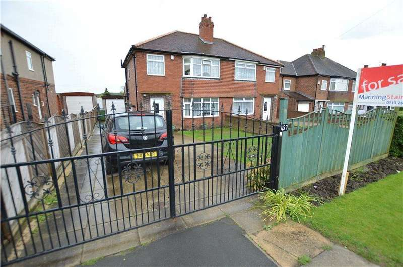 3 Bedrooms Semi Detached House for sale in Leeds Road, Scholes, Leeds