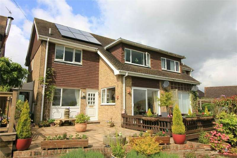 3 Bedrooms Semi Detached House for sale in Joes Lane, WINDMILL HILL, East Sussex
