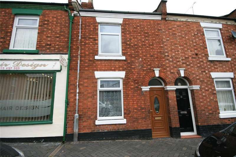 2 Bedrooms Terraced House for sale in Meredith Street, Crewe, Cheshire, CW1