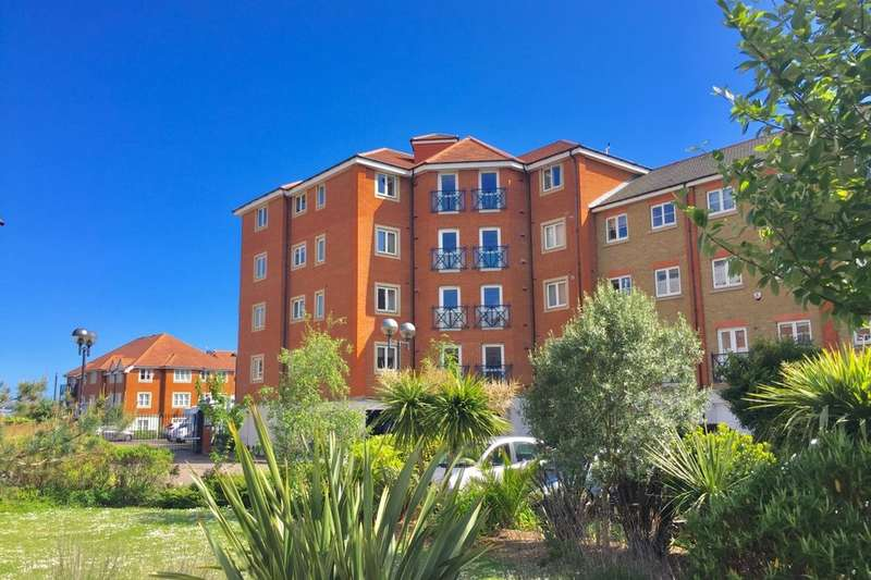 2 Bedrooms Flat for sale in Dominica Court, Eastbourne, BN23