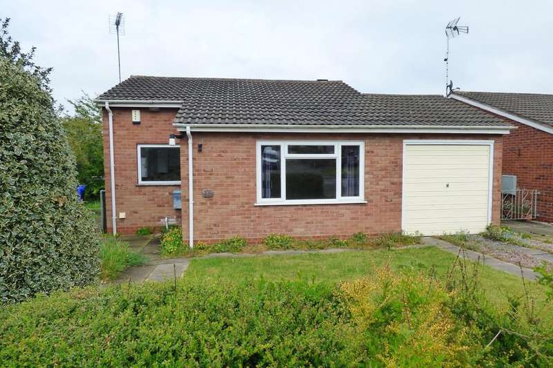 2 Bedrooms Detached Bungalow for sale in Kimberley Drive, Uttoxeter