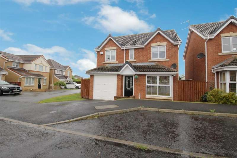 4 Bedrooms House for sale in Havanna, Killingworth, Newcastle Upon Tyne