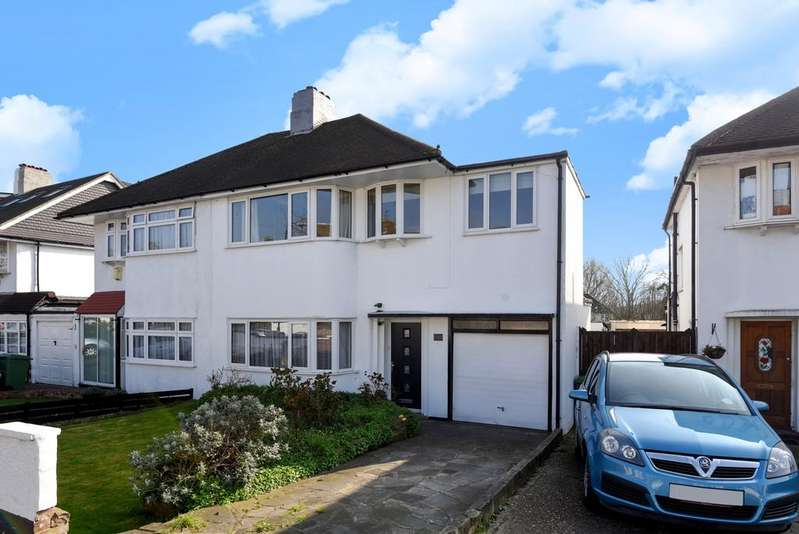 3 Bedrooms Semi Detached House for sale in Woolacombe Road, London, SE3