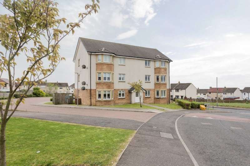 2 Bedrooms Flat for sale in Meiklelaught Place, Saltcoats, KA21 6GS