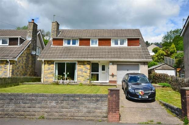 3 Bedrooms Detached Bungalow for sale in Ffwrwm Road, Machen, CAERPHILLY