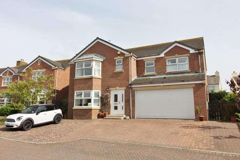 5 Bedrooms Detached House for sale in Abbots Drive, Ballasalla, IM9 3EB