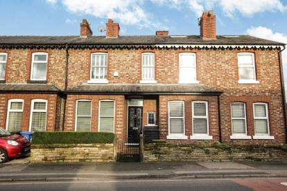2 Bedrooms Terraced House for sale in Stockport Road, Timperley, Altrincham, Greater Manchester