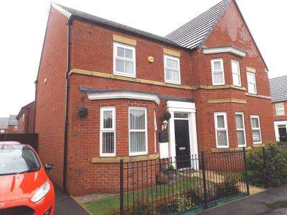 3 Bedrooms Semi Detached House for sale in Lambeth Road, Kirkdale, Liverpool, Merseyside, L4