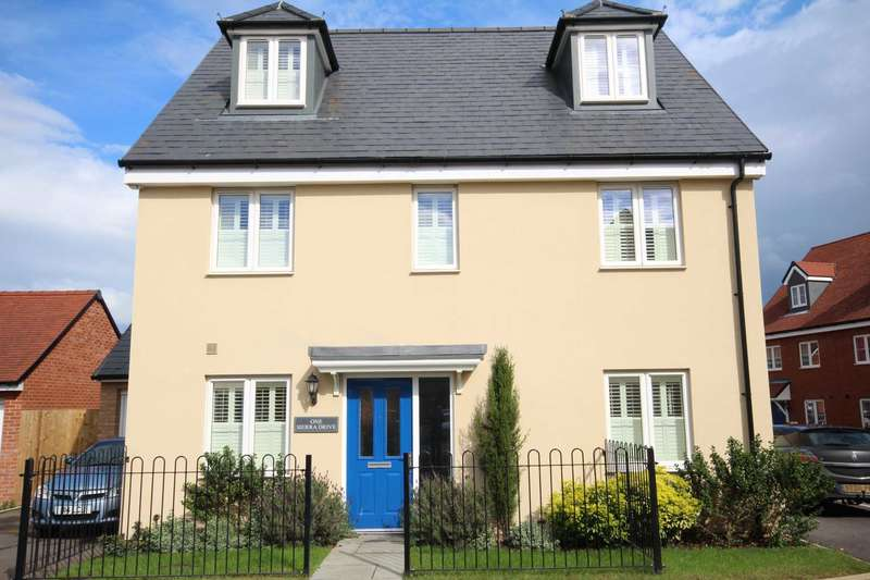 5 Bedrooms Detached House for sale in Sierra Drive, Berryfields