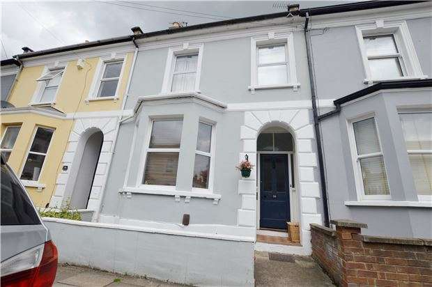 4 Bedrooms Terraced House for sale in Leighton Road, CHELTENHAM, Gloucestershire, GL52 6BD