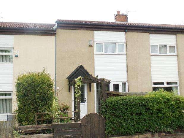 2 Bedrooms Terraced House for sale in CHAPEL HILL ROAD, PETERLEE, PETERLEE