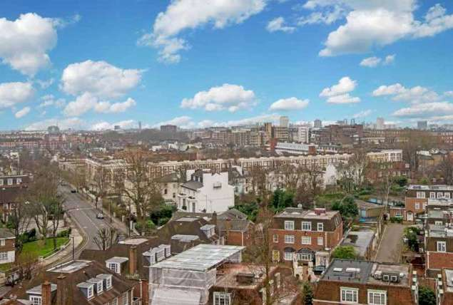 2 Bedrooms Flat for sale in Buttermere Court, Boundary Road, Swiss Cottage, St John's Woods, London NW8