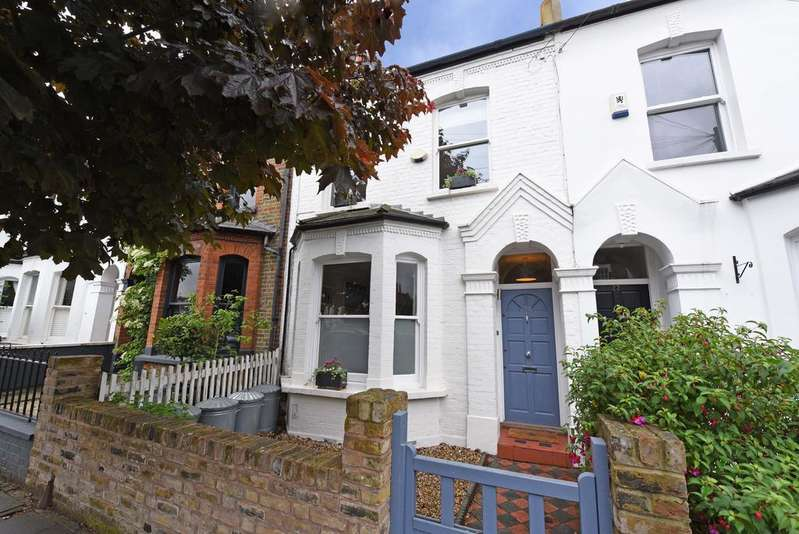 4 Bedrooms Terraced House for sale in Brocklebank Road, London SW18