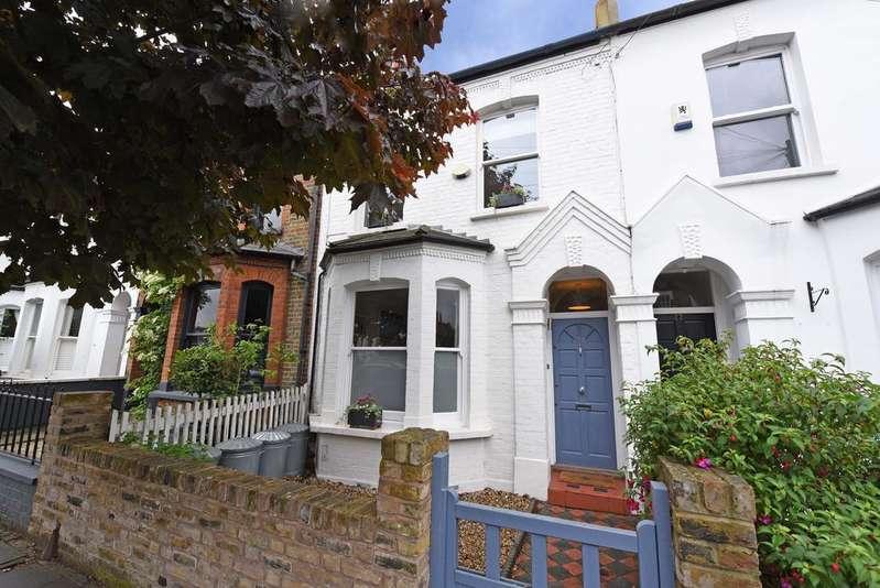 4 Bedrooms Terraced House for sale in Brocklebank Road, London SW18