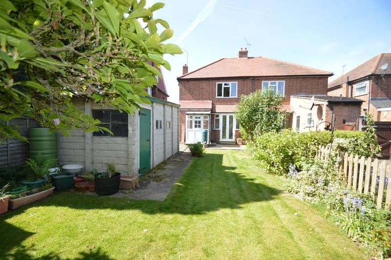 3 Bedrooms Semi Detached House for sale in Braycourt Avenue, WALTON ON THAMES KT12