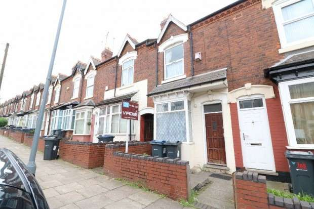 3 Bedrooms Terraced House for sale in Clarence Road, Handsworth, B21