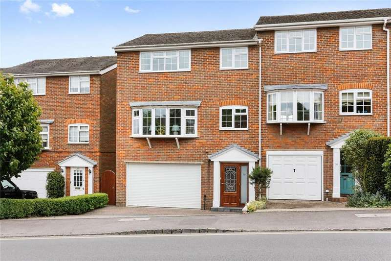 3 Bedrooms End Of Terrace House for sale in Kings Road, Henley-on-Thames, Oxfordshire, RG9