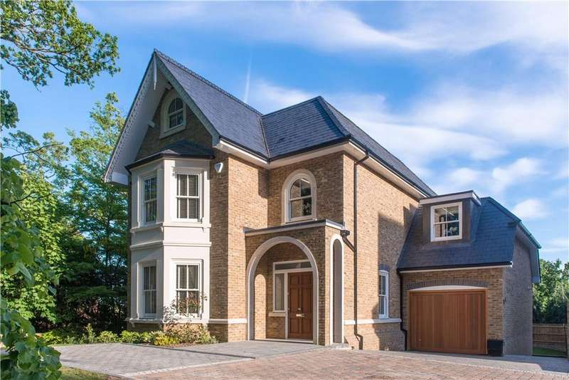 5 Bedrooms Detached House for sale in Windsor Grey Place, London Road, Ascot, SL5