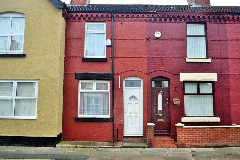 2 Bedrooms Terraced House for sale in Goodison Road, Walton, Liverpool L4
