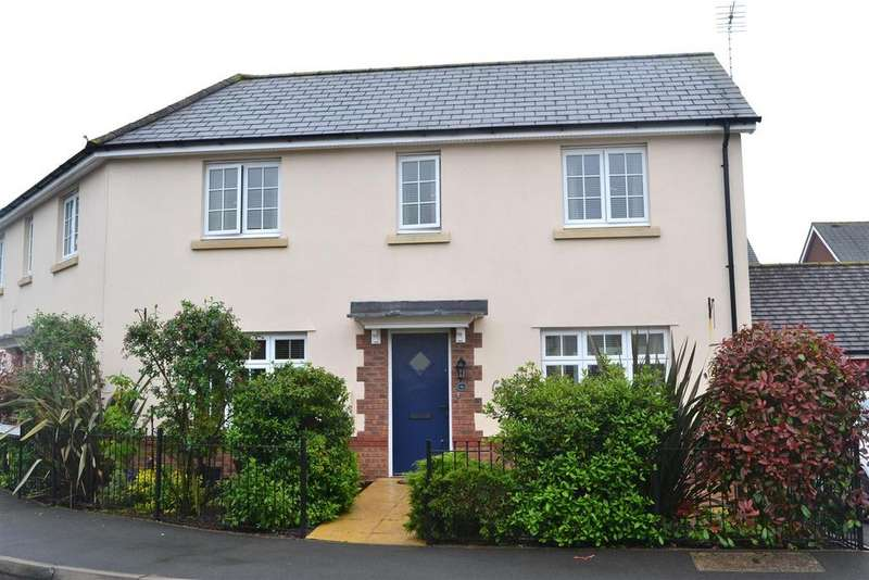 2 Bedrooms Semi Detached House for sale in Vaughan Crescent, Pontarddulais, Swansea