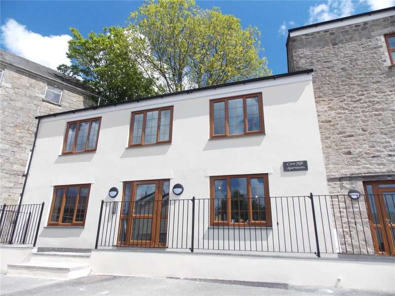 2 Bedrooms Flat for sale in Corn Mill Apartments, St Austell, Cornwall