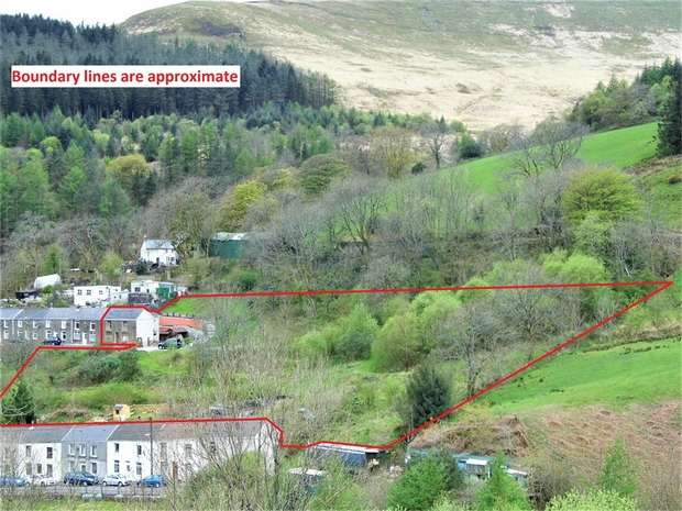 3 Bedrooms Land Commercial for sale in Garon Terrace, Nantymoel, Bridgend, Mid Glamorgan