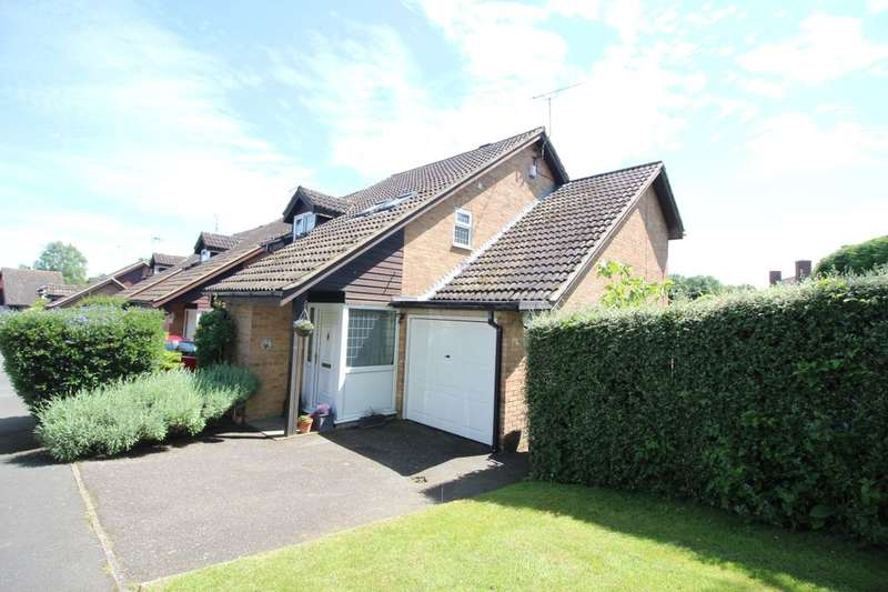 4 Bedrooms Detached House for sale in Hollands Close, Shorne, Gravesend, DA12