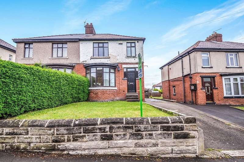 3 Bedrooms Semi Detached House for sale in Worrall Road, Sheffield, S6