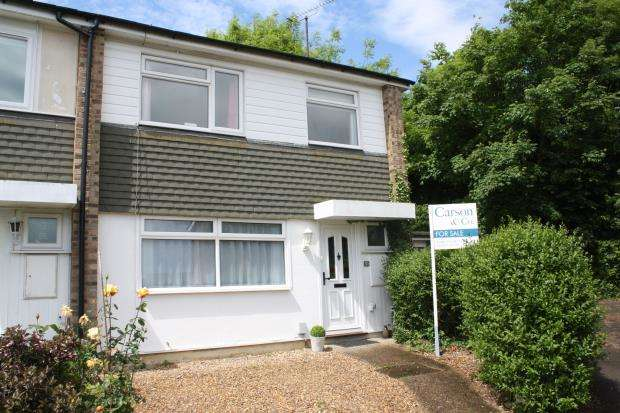 3 Bedrooms End Of Terrace House for sale in Knaphill, Woking, Surrey