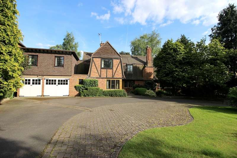 5 Bedrooms Detached House for sale in Tiddington Road, Stratford Upon Avon