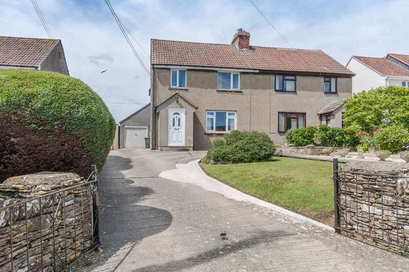 3 Bedrooms Semi Detached House for sale in Knockdown Road, Sherston