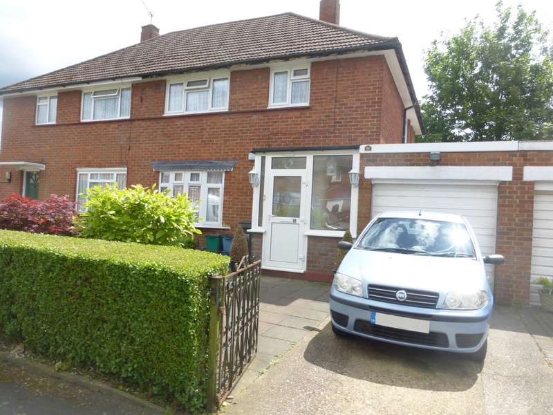 3 Bedrooms Semi Detached House for sale in Warbank Crescent, New Addington, Croydon, CR0 0AS