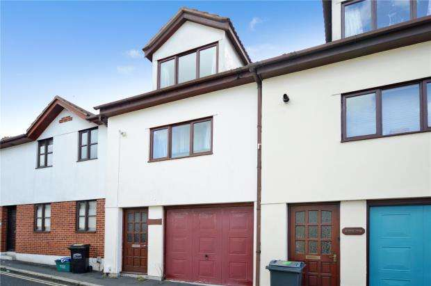 2 Bedrooms Terraced House for sale in Old Exeter Road, Newton Abbot, Devon